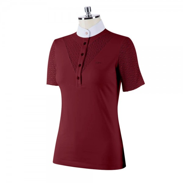 Animo Turniershirt Damen Brina FS21, kurzarm