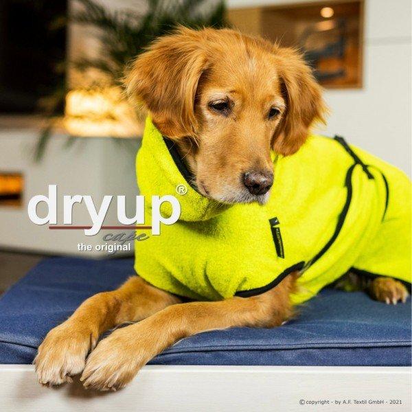 Action Factory Hundemantel Dryup Cape Original Lime, Hundebademantel