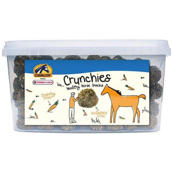 Cavalor Pferdeleckerlis Crunchies