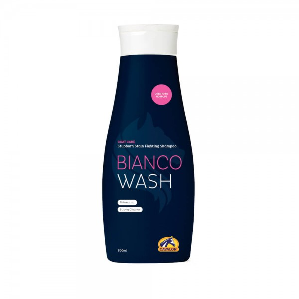 Cavalor Pferdeshampoo Bianco Wash