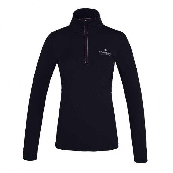 Kingsland Trainingsshirt Damen Classic, langarm