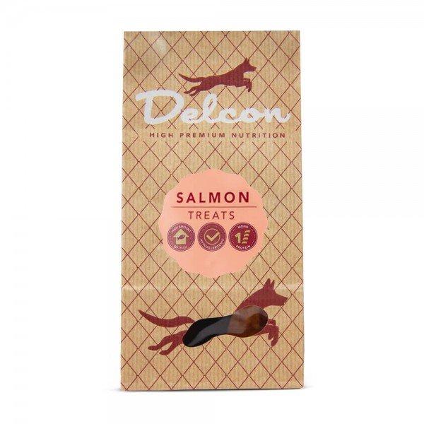 Delcon Hundeleckerli Salmon Treats, Lachs