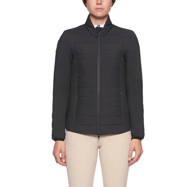 Cavalleria Toscana Jacke Damen P+P quilted puffer Jacket FS21