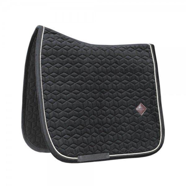 Kentucky Horsewear Schabracke Basic Velvet, Dressurschabracke