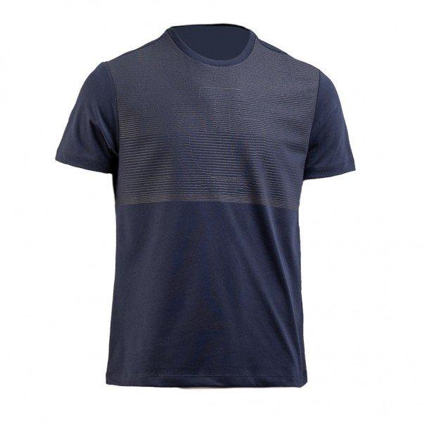 Cavalleria Toscana T-Shirt Herren CT Stereogram HW21
